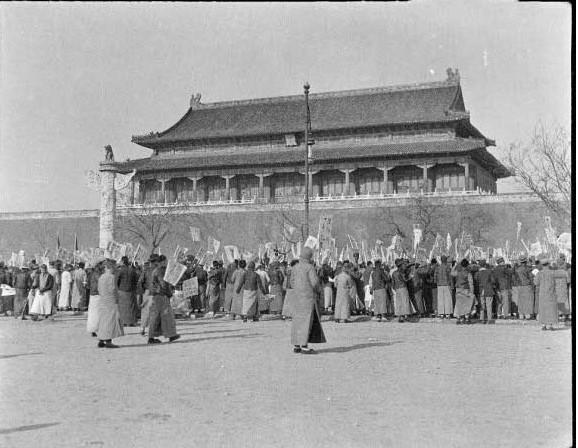 1919年天安门反日游行