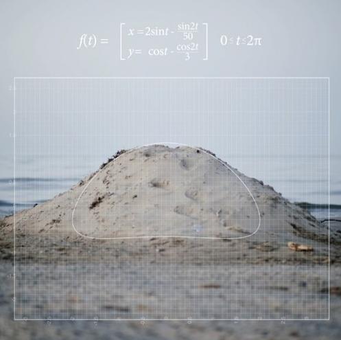 风景中的数学题 这样构图其实也可以1