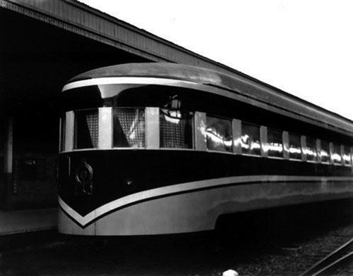 民国豪华列车