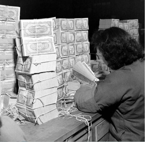 1947年上海通货膨胀