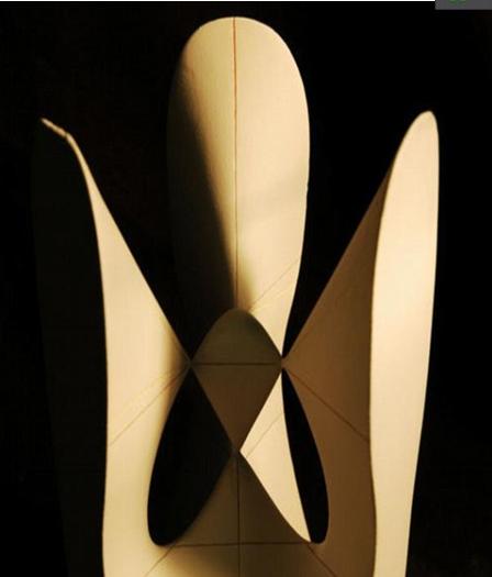 数学的艺术 将复杂公式转化为3D雕塑(七)