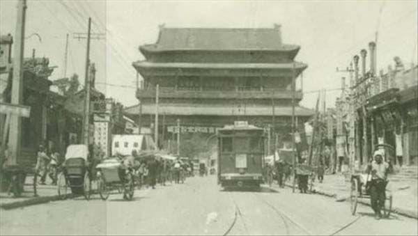 民国时期北平街市