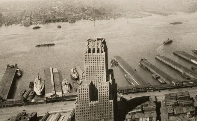 20世纪上半叶的纽约