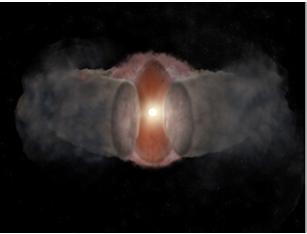 大质量恒星的早期演化过程