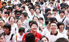 陕西全省38万学子明日迎高考 明后最高温达37℃