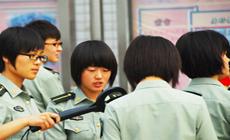 """广东提前一本录取结束 部队院校受""""青睐"""""""