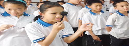 国民体质调研显示:学生视力不良率呈低龄化趋势