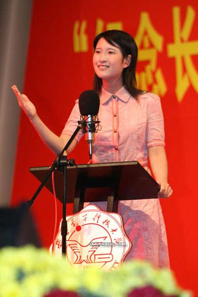 高校师生代表畅谈学习胡锦涛总书记重要讲话精神
