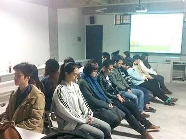 四川美术学院首开行为艺术课程